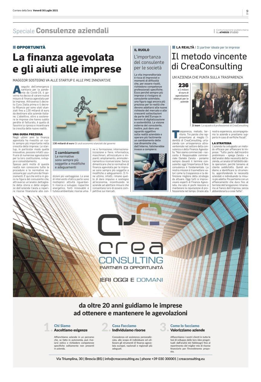 Corriere della Sera Bergamo